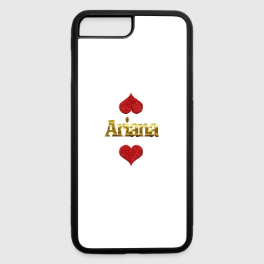 Ariana - iPhone 7 Plus/8 Plus Rubber Case