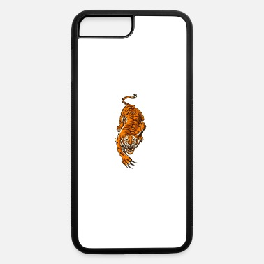 Asian asian tiger - iPhone 7 Plus/8 Plus Rubber Case