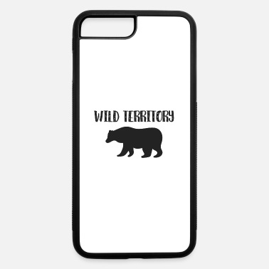 Territory Wild Territory Bear - iPhone 7 & 8 Plus Case