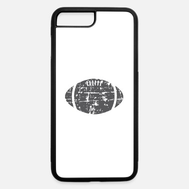 Distressed Distressed Football - iPhone 7 & 8 Plus Case