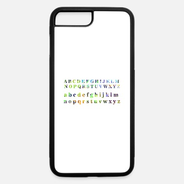 Alphabet Alphabet - iPhone 7 & 8 Plus Case