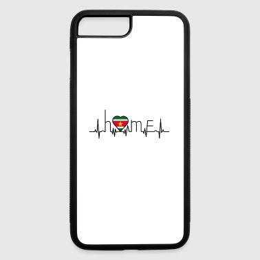 i love home Suriname - iPhone 7 Plus/8 Plus Rubber Case