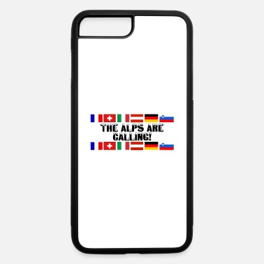 Alps The alps are calling - iPhone 7 & 8 Plus Case