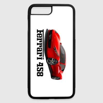 Ferrari 458 - Supercar - iPhone 7 Plus/8 Plus Rubber Case