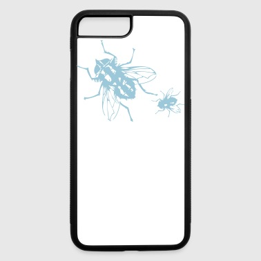 fly on the wall - iPhone 7 Plus/8 Plus Rubber Case