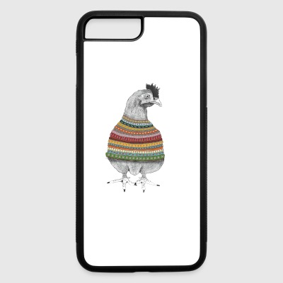 Chicken Knit - iPhone 7 Plus/8 Plus Rubber Case