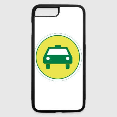 taxi - iPhone 7 Plus/8 Plus Rubber Case