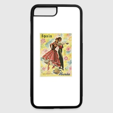 vintage spain - iPhone 7 Plus/8 Plus Rubber Case
