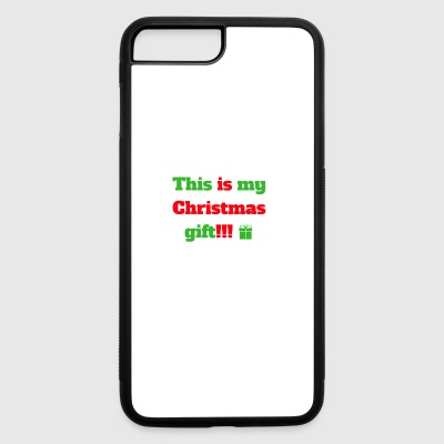 Christmas gift - iPhone 7 Plus/8 Plus Rubber Case