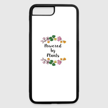 Powered By Plants - iPhone 7 Plus/8 Plus Rubber Case