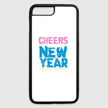 Cheers to the new year - iPhone 7 Plus/8 Plus Rubber Case