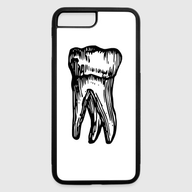 Tooth - iPhone 7 Plus/8 Plus Rubber Case