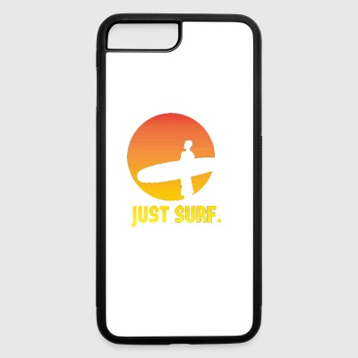 Just surf - iPhone 7 Plus/8 Plus Rubber Case