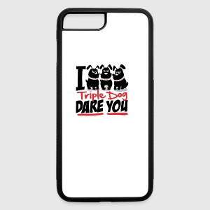 Triple Dog Dare - iPhone 7 Plus/8 Plus Rubber Case