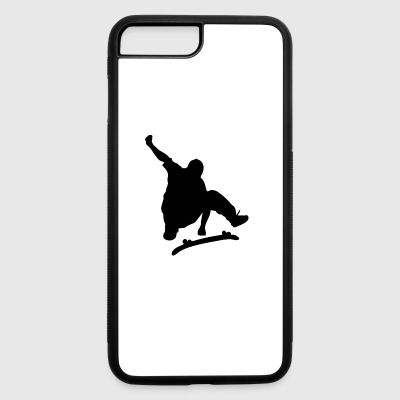 Jumping skater - iPhone 7 Plus/8 Plus Rubber Case