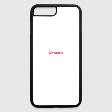 Croatia - iPhone 7 Plus/8 Plus Rubber Case