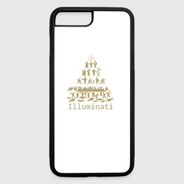 Illuminati - iPhone 7 Plus/8 Plus Rubber Case