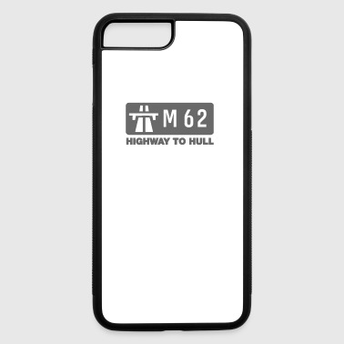 M62 Highway to Hull - iPhone 7 Plus/8 Plus Rubber Case