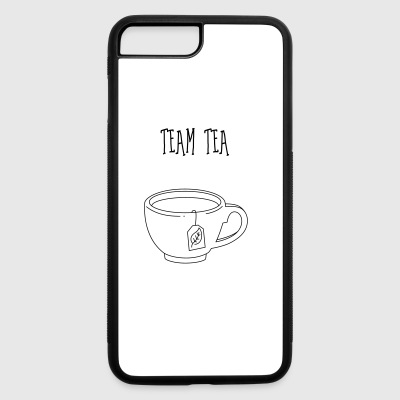 Team Tea - iPhone 7 Plus/8 Plus Rubber Case