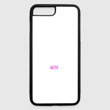 katya - iPhone 7 Plus/8 Plus Rubber Case