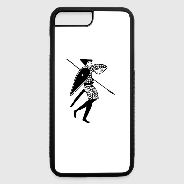 medieval character - iPhone 7 Plus/8 Plus Rubber Case