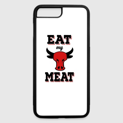 eat my meat - iPhone 7 Plus/8 Plus Rubber Case