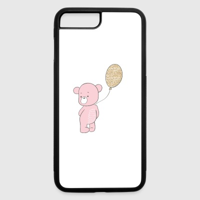 bear - iPhone 7 Plus/8 Plus Rubber Case