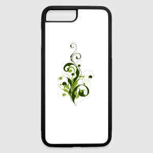Abstract Flora - iPhone 7 Plus/8 Plus Rubber Case