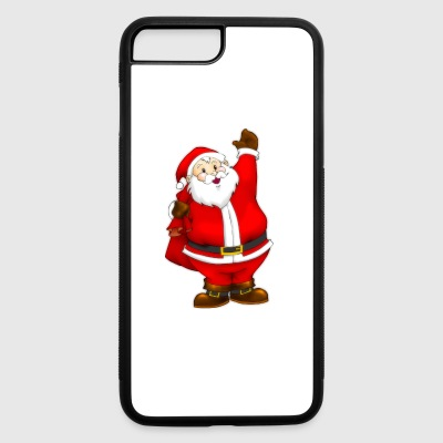 Santa - iPhone 7 Plus/8 Plus Rubber Case