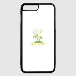 Vacation - iPhone 7 Plus/8 Plus Rubber Case
