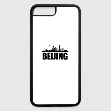 Beijing Skyline - iPhone 7 Plus/8 Plus Rubber Case