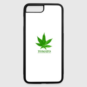 TOMATO WEED LEAF - iPhone 7 Plus/8 Plus Rubber Case