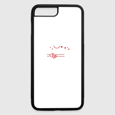 Valentinesday - SOLDIER T-Shirt and Hoodie - iPhone 7 Plus/8 Plus Rubber Case