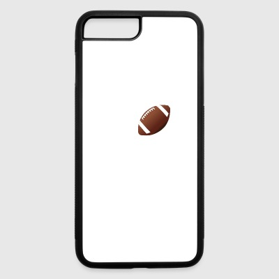 I Heart Football - iPhone 7 Plus/8 Plus Rubber Case
