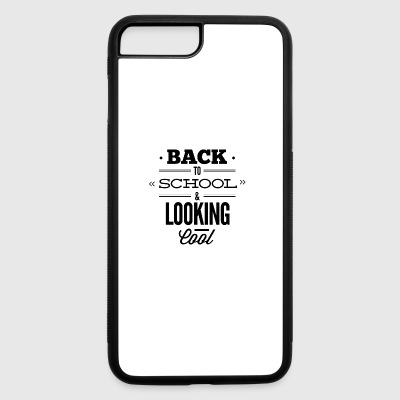 back_to_school_and_looking_cool_2 - iPhone 7 Plus/8 Plus Rubber Case