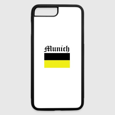 munich design - iPhone 7 Plus/8 Plus Rubber Case
