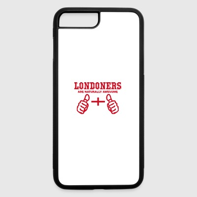 LONDON DESIGN - iPhone 7 Plus/8 Plus Rubber Case