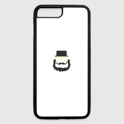 Hipster - iPhone 7 Plus/8 Plus Rubber Case