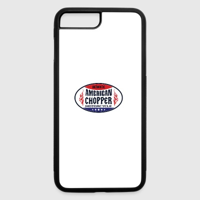 AMERICAN_CHOPPER - iPhone 7 Plus/8 Plus Rubber Case