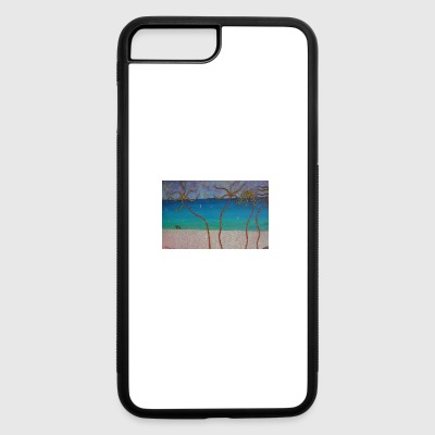 The Beach - iPhone 7 Plus/8 Plus Rubber Case