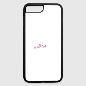 Luxury Bitch White Pink - iPhone 7 Plus/8 Plus Rubber Case
