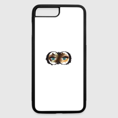 CultureCreativeEyes - iPhone 7 Plus/8 Plus Rubber Case