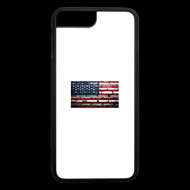 Trump Wall - iPhone 7 Plus/8 Plus Rubber Case