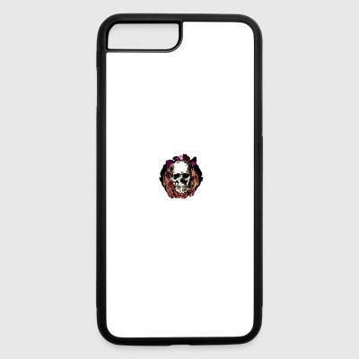 skull - iPhone 7 Plus/8 Plus Rubber Case