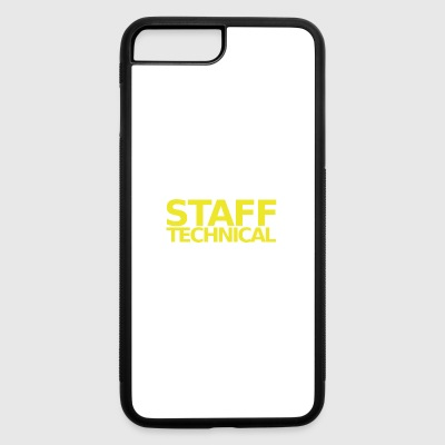 staff tehnical - iPhone 7 Plus/8 Plus Rubber Case