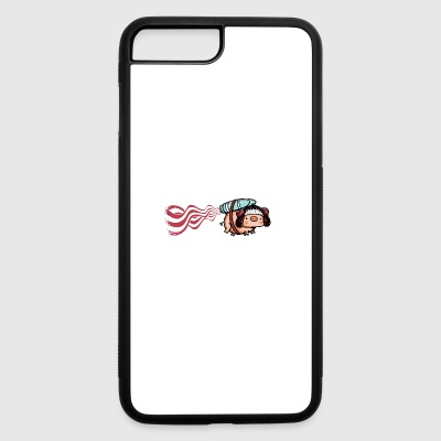 Powered by Bacon - iPhone 7 Plus/8 Plus Rubber Case