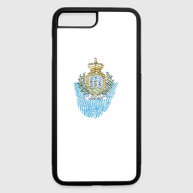 Made In San Marino / La Serenissima - iPhone 7 Plus/8 Plus Rubber Case