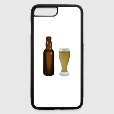beer - iPhone 7 Plus/8 Plus Rubber Case