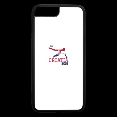 croatia soccer, 2018, #croatia - iPhone 7 Plus/8 Plus Rubber Case