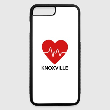 Heart Knoxville - iPhone 7 Plus/8 Plus Rubber Case